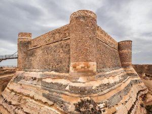 Castillo de Chinchilla de Monte Aragón