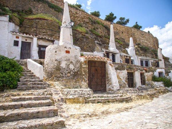 Casas Cueva de Chinchilla