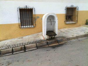fuente barrio triana