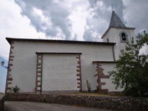 Aritzu, Iglesia de San Pedro-Navarra