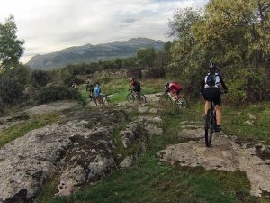 Vistas a la Sierra de Madrid