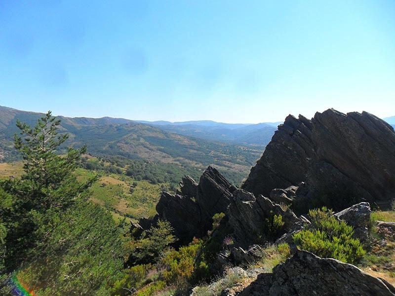 Vistas al Monte