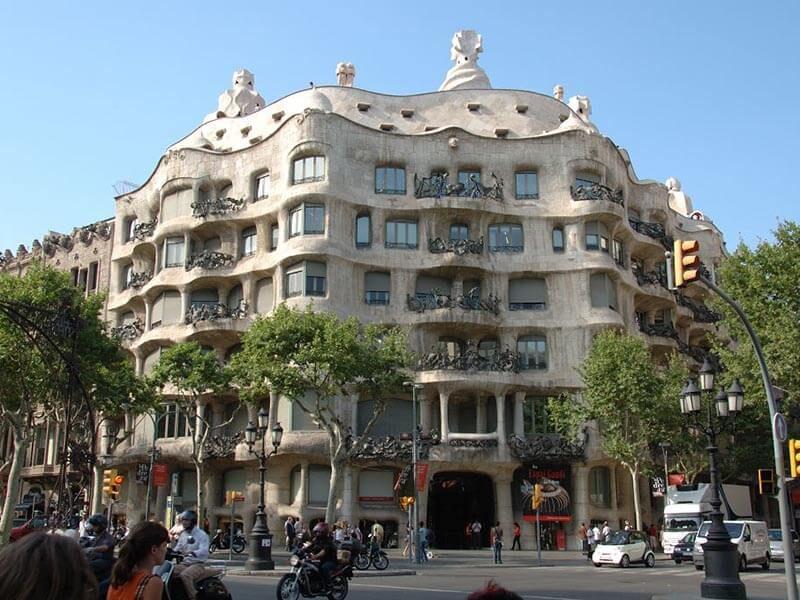 Casa Mila - La Pedrera