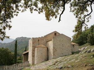 Monasterio de Pedret