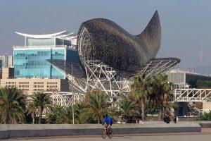 Pez Dorado de Frank Gehry