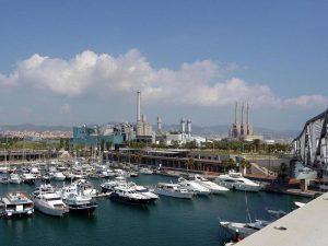 Puerto del Forum Barcelona