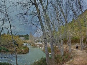 Senda Chopa - Ruta en bici por Xátiva