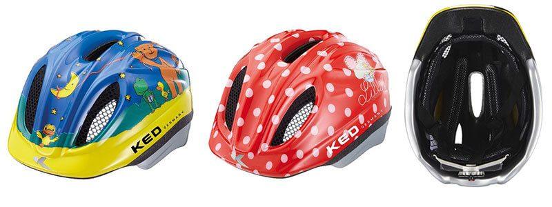 Casco de bici para niño - KED Meggy - Vistas