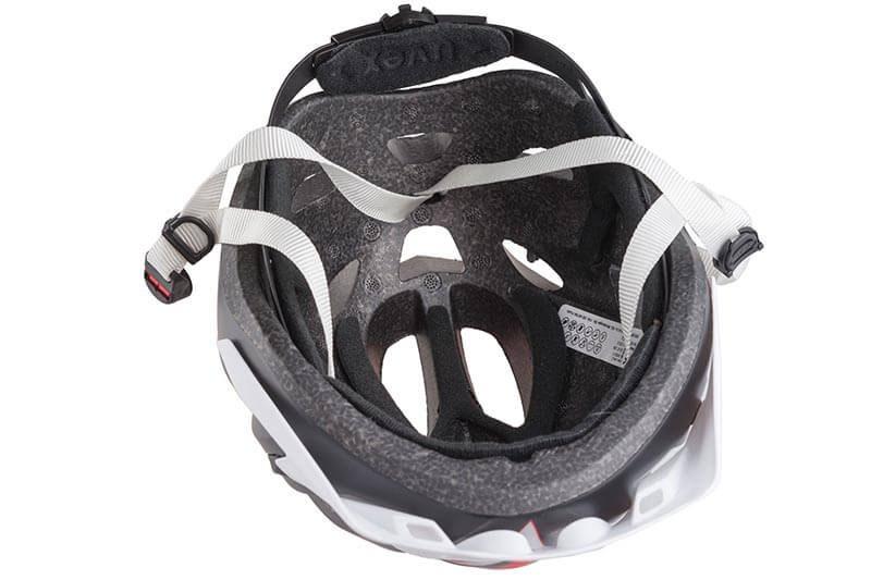 Casco para bici junior Uvex Viva 2 Inerior