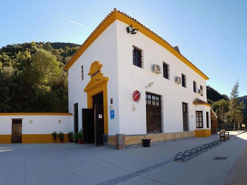 Estación de Coripe