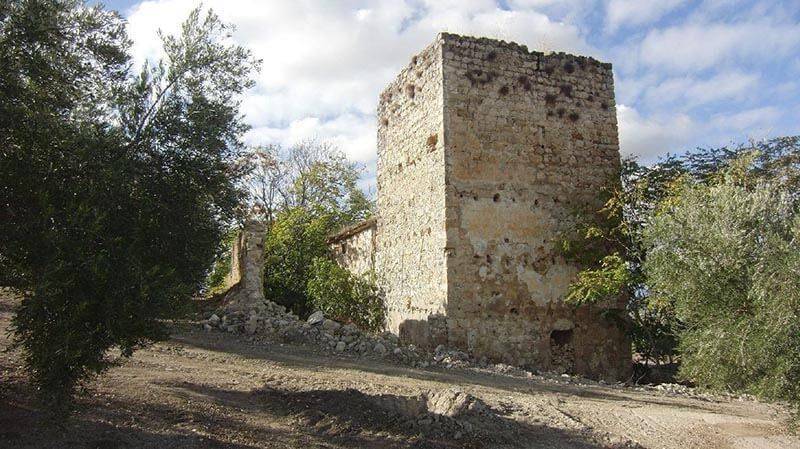 Castillo de Aldehuela