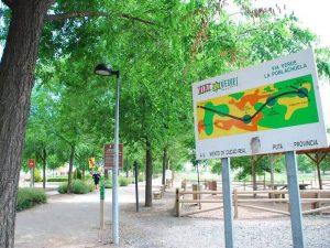 Inicio Vía Verde Ciudad Real Poblete
