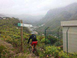 Sendero de El Valle