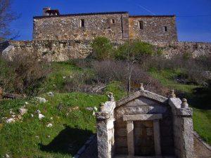 Fuente y ermita de Arganza