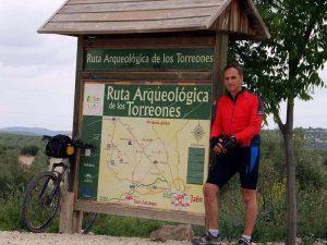 Ruta BTT Arqueológica de los Torreones