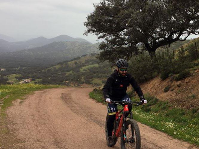 Ruta Cañaveral León / Cala / Hinojales