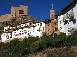 Alcalá de la Selva y su Castillo