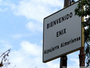 Entrada a Enix