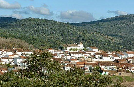 Hinojales - Sierra de Huelva