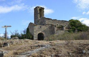 Pueblo abandonado de Ibirque