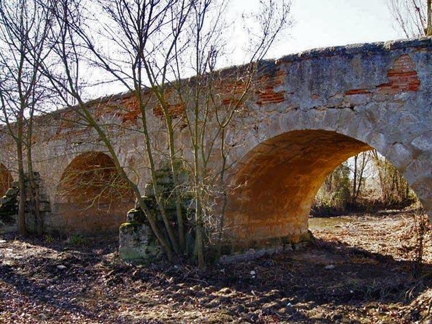 Puente románico de Belver