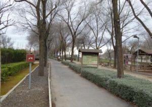 Vía Verde Ciudad Real Poblete