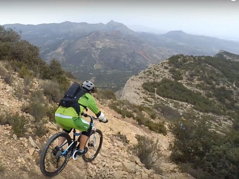 Descenso-desde-la-Sierra-del-Cid
