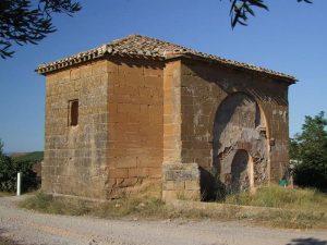 Ermita de Santa Ana-Murillo de Río Leza