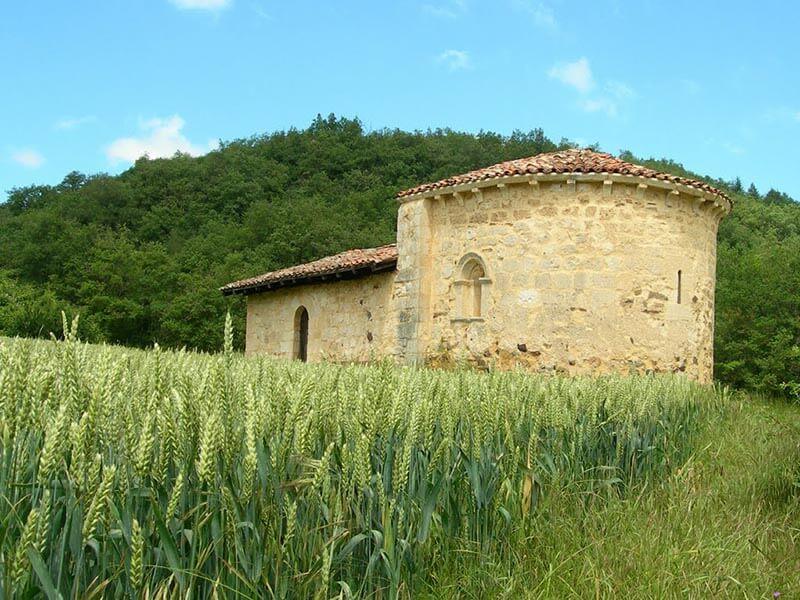 Ermita romanica de la Soledad