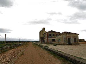 Estación Madrigalejo