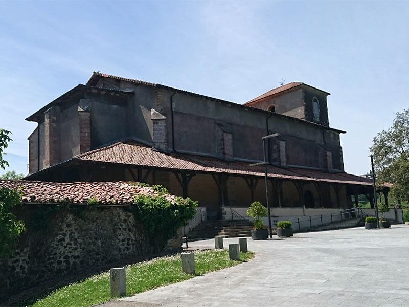 Iglesia de Santo Tomás Apóstol en Elexalde