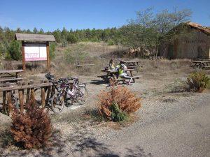 Merendero Estación Valdecebro - (fuente Milanus30)