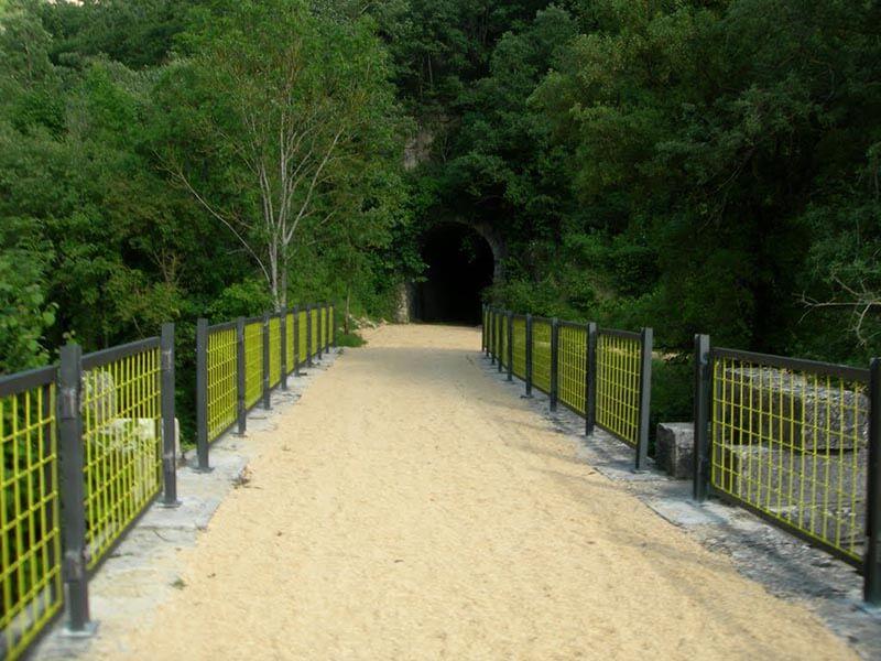 Vía verde Vasco-Navarro