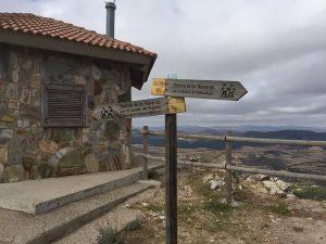 Vista del Santuario