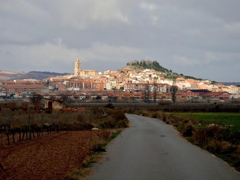 Volviendo a Navarrete