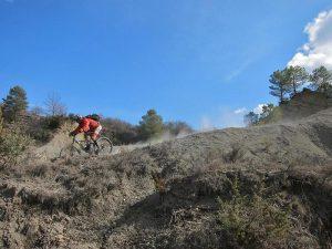 Descenso en bici de Luparuelo