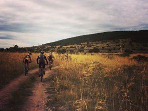 De ruta entre Loyoyuela - Buitrago