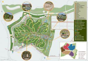 Plano Parque Felipe VI