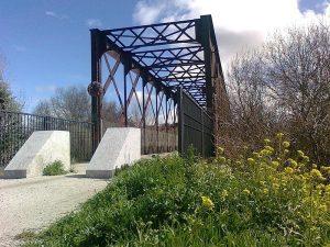 Puente de Hierro de Móstoles