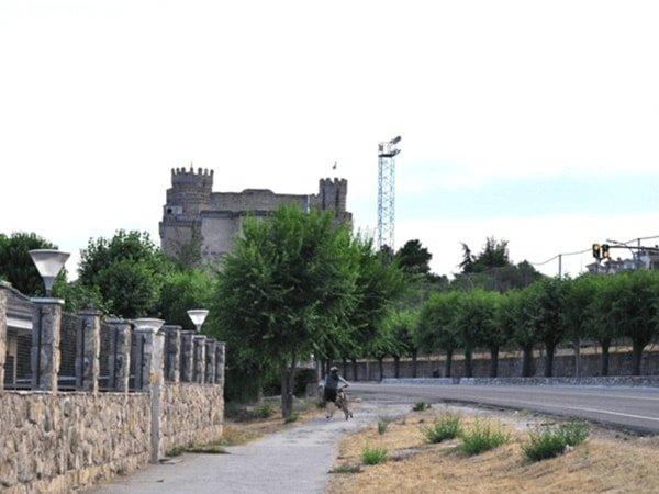 Tramo 3 - Final de la ruta en Manzanares el Real y el castillo