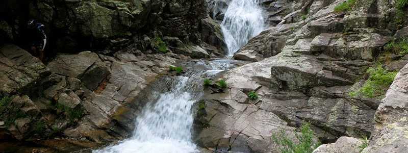 ruta sierra de madrid cascada purgatorio