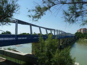 Azud del Ebro Zaragoza