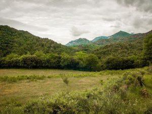 Entorno de la Via Verde Llobregat en bici