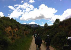 La Vía Verde de la Terra Alta en bicicleta
