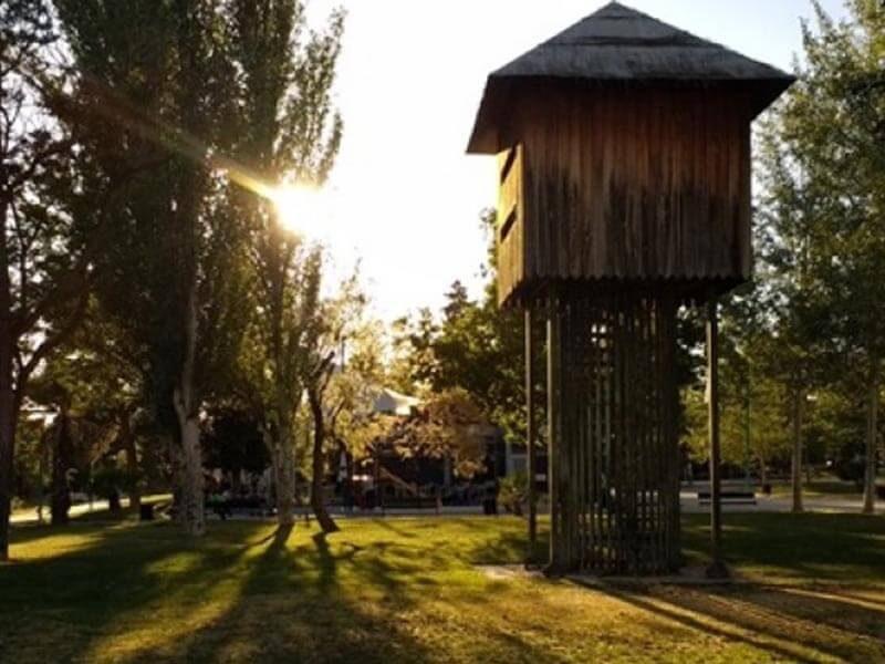 Parque Macanaz - Anillo Verde Norte Zaragoza