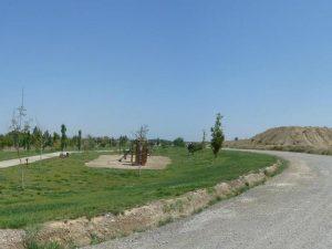 Parque Torre Los Ajos - Anillo Verde Zaragoza Norte