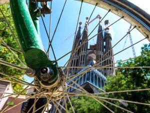 Turismo en bici por Barcelona