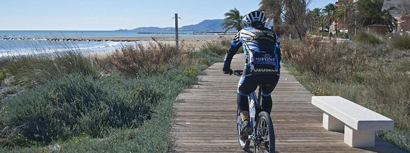 BTT por la Costa de Azahar - Rutas en bici por la Comunidad Valenciana