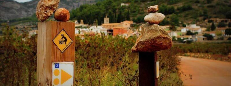 Rutas BTT Comunidad Valenciana - Vall del Pop