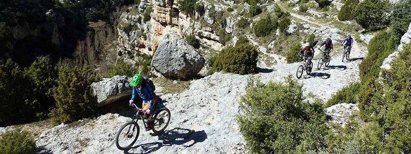 Rutas BTT por Morella - Comunidad Valenciana